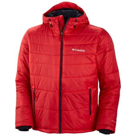 Columbia Sportswear Shimmer Flash II Omni-Heat® Jacket - Insulated (For Men) in Rocket