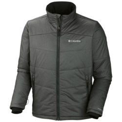 Columbia Sportswear Shimmer Me III Omni-Heat® Jacket - Insulated (For Men) in Deep Woods