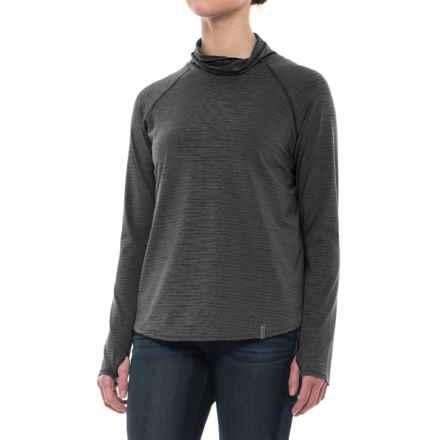Columbia Sportswear Shimmering Light II Omni-Wick® Shirt - Long Sleeve (For Women) in Black