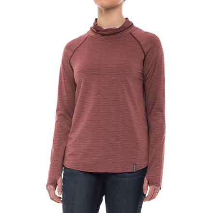 Columbia Sportswear Shimmering Light II Omni-Wick® Shirt - Long Sleeve (For Women) in Bloodstone