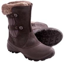 Columbia Sportswear Sierra Summette III Winter Boots - Slip-Ons (For Women) in Cordovan/Mud - Closeouts