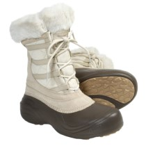 Columbia Sportswear Sierra Summette Lace Winter Boots - Waterproof (For Women) in Turtle Dove - Closeouts