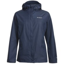 Columbia Sportswear Silver Falls Jacket (For Plus Size Women) in Columbia Navy/White - Closeouts
