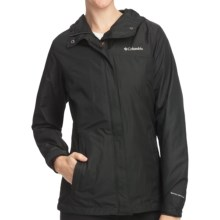 Columbia Sportswear Silver Falls Jacket - Water Resistant (For Women) in Black - Closeouts