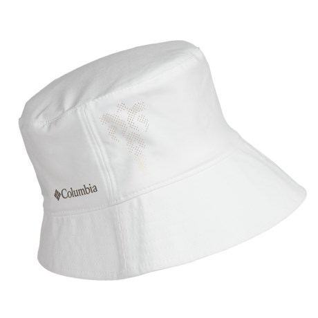Columbia Sportswear Silver Ridge Bucket II Hat - UPF 30 (For Women) in White