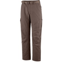 Columbia Sportswear Silver Ridge Cargo Pants - UPF 50 (For Tall Men) in Major - Closeouts