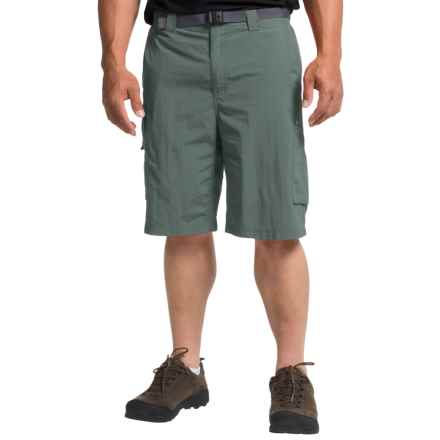 Columbia Sportswear Silver Ridge Cargo Shorts - UPF 50 (For Men) in Pond - Closeouts