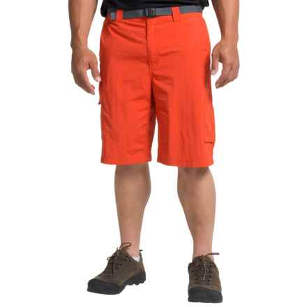 Columbia Sportswear Silver Ridge Cargo Shorts - UPF 50 (For Men) in Super Sonic - Closeouts