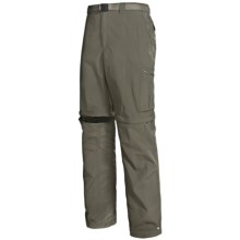 Columbia Sportswear Silver Ridge Convertible Pants - UPF 50 (For Big and Tall Men) in Peatmoss - Closeouts