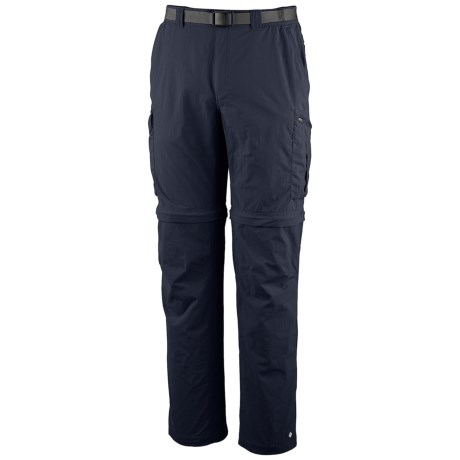 Columbia Sportswear Silver Ridge Convertible Pants - UPF 50 (For Men) in Abyss