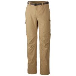 Columbia Sportswear Silver Ridge Convertible Pants - UPF 50 (For Men) in Crouton