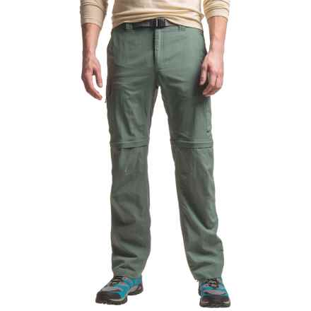 Columbia Sportswear Silver Ridge Convertible Pants - UPF 50 (For Men) in Pond - Closeouts