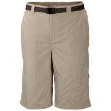 Columbia Sportswear Silver Ridge Omni-Wick® Shorts - UPF 50 (For Men) in Fossil - Closeouts