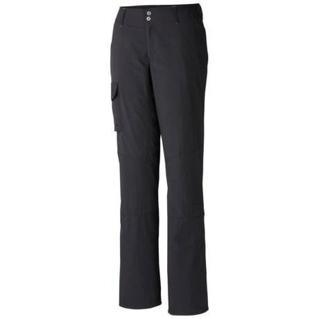 Columbia Sportswear Silver Ridge Pants - UPF 50 (For Women) in Black