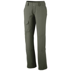 Columbia Sportswear Silver Ridge Pants - UPF 50 (For Women) in Gravel