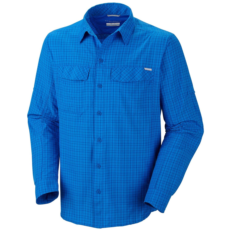 Buy Columbia Sportswear Silver Ridge Plaid Shirt Upf