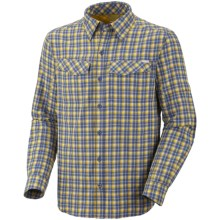 Columbia Sportswear Silver Ridge Plaid Shirt - UPF 30, Long Sleeve (For Men) in Aristocrat Plaid - Closeouts