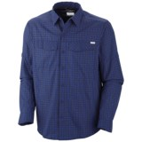 Columbia Sportswear Silver Ridge Plaid Shirt - UPF 30, Long Sleeve (For Men)