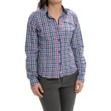Columbia Sportswear Silver Ridge Ripstop Shirt - UPF 30, Long Sleeve (For Women) in Berry Jam - Closeouts