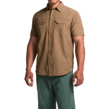 Columbia Sportswear Silver Ridge Shirt - UPF 50, Short Sleeve (For Men) in Delta - Closeouts