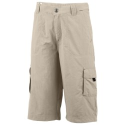 Columbia Sportswear Silver Ridge Shorts - UPF 50 (For Little Boys) in 160 Fossil