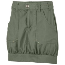 Columbia Sportswear Silver Ridge Skort - UPF 30 (For Youth Girls) in Hemlock - Closeouts