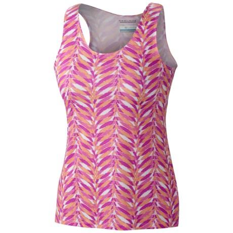 Columbia Sportswear Siren Splash Tank Top UPF 50 (For Women)
