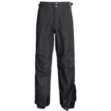 Columbia Sportswear Six Mile Creek Ski Pants - Waterproof, Insulated (For Men) in Black - Closeouts