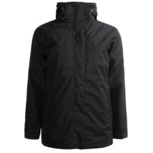 Columbia Sportswear Sleet to Street Interchange Omni-Heat® Jacket - Waterproof, Insulated, 3-in-1 (For Plus Size Women) in Black - Closeouts