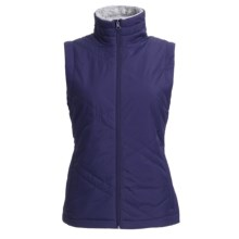 Columbia Sportswear Sleet to Street Vest - Insulated (For Women) in Aristocrat - Closeouts