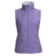 Columbia Sportswear Sleet to Street Vest - Insulated (For Women) in Blue Iris - Closeouts