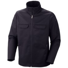 Columbia Sportswear Smooth Pursuit Omni-Heat® Jacket (For Big and Tall Men) in Black - Closeouts