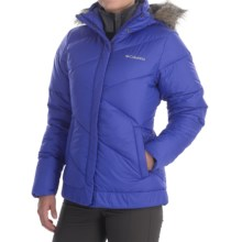 Columbia Sportswear Snow Eclipse Omni-Shield® Jacket - Insulated (For Women) in Light Grape - Closeouts