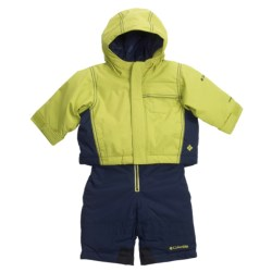 Columbia Sportswear Snow Go-Er Jacket and Snow Pant Set (For Infant Boys) in Leapfrog