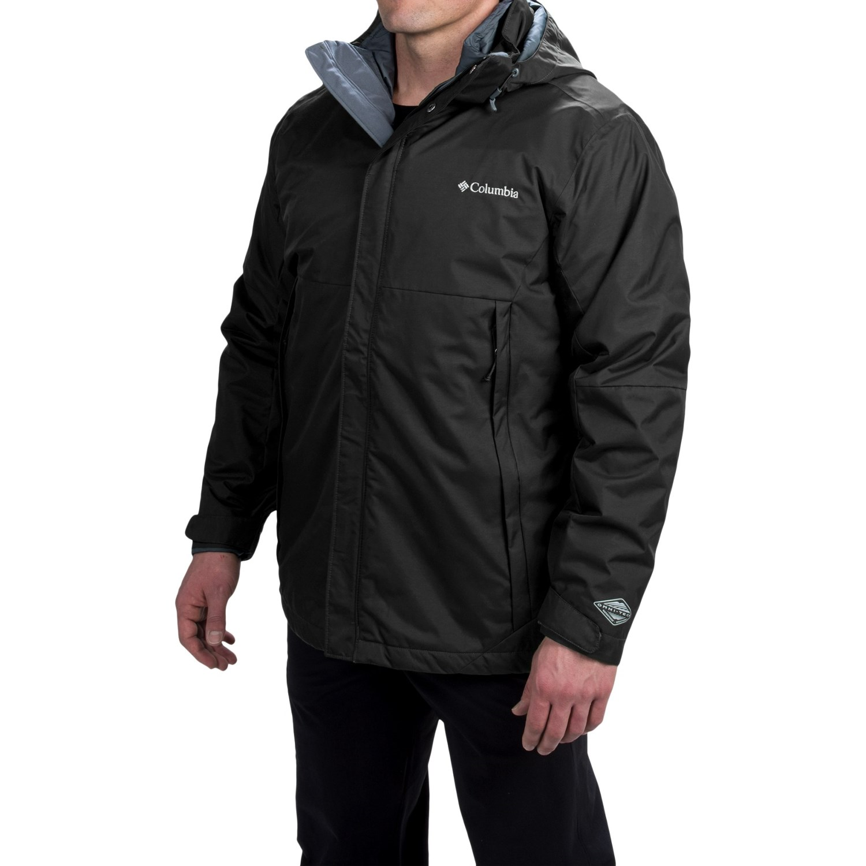 Columbia Sportswear Snow Raid Interchange Omni-Tech ...
