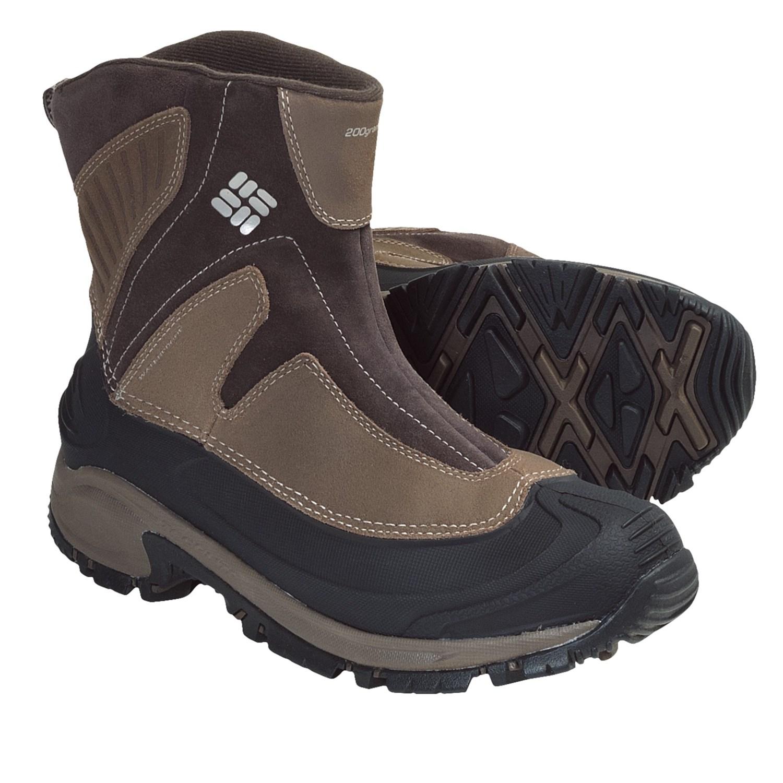 Columbia Sportswear Snowtrek Boots Waterproof Insulated