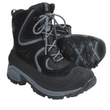 Columbia Sportswear Snowtrek Winter Boots - Waterproof, Insulated (For Women) in Black - Closeouts