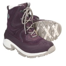 Columbia Sportswear Snowtrek Winter Boots - Waterproof, Insulated (For Women) in Cinder - Closeouts
