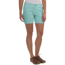 Columbia Sportswear Solar Fade Shorts - UPF 30 (For Women) in Miami - Closeouts