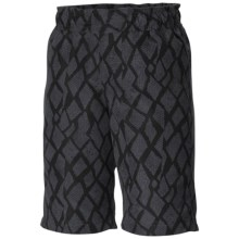 Columbia Sportswear Solar Stream II Boardshorts - UPF 30 (For Boys) in Black Print - Closeouts