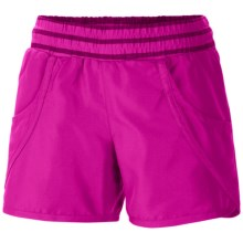 Columbia Sportswear Solar Stream II Boardshorts - UPF 30 (For Girls) in Groovy Pink - Closeouts