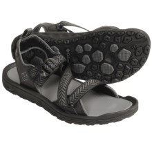 Columbia Sportswear Solocat Sport Sandals (For Men) in Black/Castle Rock - Closeouts