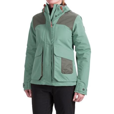 Columbia Sportswear South Canyon Omni-Tech® Jacket - Waterproof (For Women) in Dusty Green/Sedona Sage