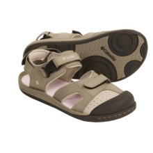 Columbia Sportswear Splasher Sport Sandals (For Youth) in Tusk/Isla - Closeouts
