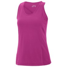 Columbia Sportswear Splendid Summer Stretch Jersey Tank Top - UPF 30 (For Women) in Fuchsia - Closeouts