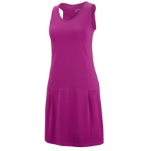 Columbia Sportswear Splendid Summer Tank Dress - UPF 30, Built-In Bra, Sleeveless (For Women) in Fuchsia - Closeouts