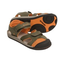 Columbia Sportswear Splisher Sport Sandals (For Youth) in Cargo/Valenic - Closeouts