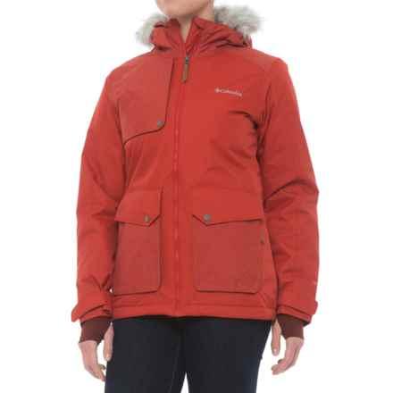 Columbia Sportswear Sportswear Alpine Vista Omni-Tech® Ski Jacket - Waterproof, Insulated (For Women) in Sail Red