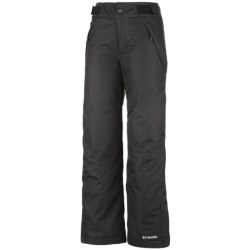 Columbia Sportswear Star Lit Ridge Omni-Heat® Winter Pants - Omni-Tech®, Waterproof (For Girls) in Black