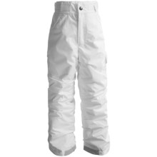 Columbia Sportswear Starchaser Peak II Pants - Insulated (For Girls) in Sea Salt - Closeouts